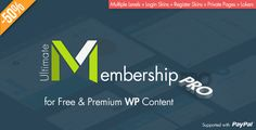 Ultimate Membership Pro v4.5 - WordPress Plugin - https://codeholder.net/item/wordpress/ultimate-membership-pro-wordpress-plugin