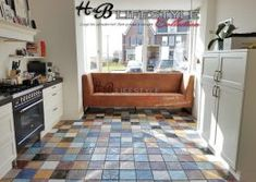 eetbank-op-maat-model-mondiaal-erkerbank-met rugleuning Tile Floor, Dining Table, Flooring, Contemporary, Lifestyle, Collection, Home Decor, Homemade Home Decor, Dinning Table Set