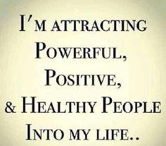 I AM attracting. ....