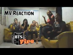 [MV Reaction] BTS '불타오르네 (FIRE); reaction by: Free Souls - YouTube