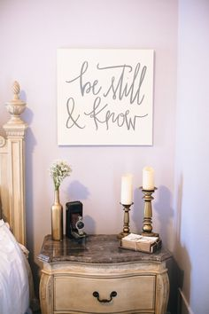 Hand-painted Canvas Art with Scripture by WordsWorthNoting