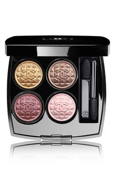 Chanel Regard Signe De Chanel Quadra Eye Shadow in Harmonie Du Soir--just LOOK at the gorgeousness!