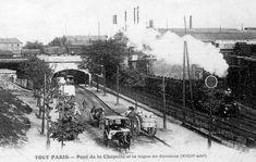 Les gares de la Petite Ceinture dans le 18e arrondissement. Le Chemin De Fer  ... bca019f7550