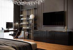 tv unit # luxury … – TV Sendung – Tv Units Welcome Home Home Design, Design Blog, Modern Interior Design, Design Design, Modern Interiors, Classic Bedroom Furniture, Modern Bedroom, Luxury Furniture, Modern Closet