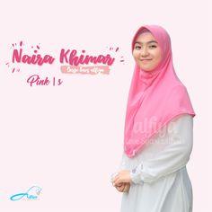 Naira Khimar Size S  Material : PE Premium, INGIN ORDER? Kunjungi instagram kami    #jilbab #hijab #pashmina #muslimah #hijabtrend #alfiya #alfiyahijab #indonesia