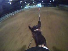 RPM Barrel Racing | Pole Bending Headcam