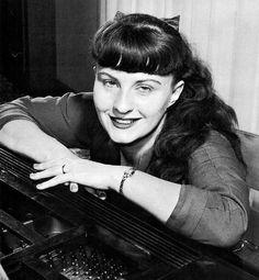Jutta Hipp - jazz/bebop pianist