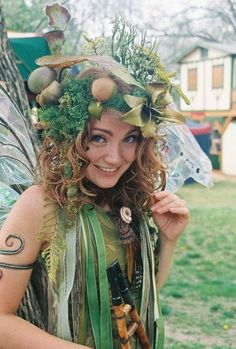 druid, dryad, fairy,