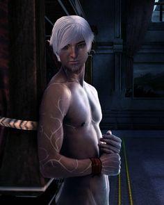Dragon Age 2 Fenris | naked fenris from dragon age 2 bioware s rpg http yaoigallery blogspot ...