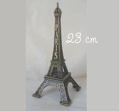 Torre Eiffel 23cm - Loja Vinte e Poucos