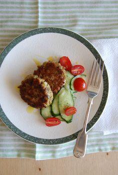 Lentil patties / Bolinhos de lentilha | Flickr - Photo Sharing!