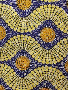 Empire Textiles | Wax Prints | Supreme Holland Gold | MTW446 - Metallic Wax