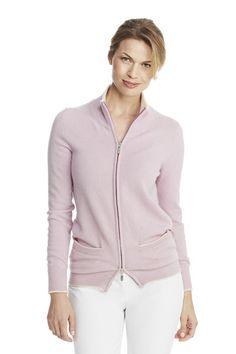 Cashmere Zip Sweater Hand Made in Italy 30% off Cyber Monday Only