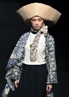 Un momento del Mercedes-Benz Fashion Week di Tokyo - Moda - ANSA.it