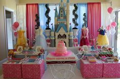 Princess Birthday!