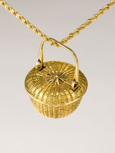 Stephen Zeh, jewelry (and basket weaver!)