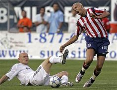 Tackle By Gravesen