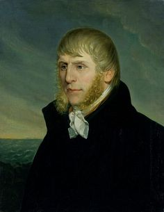 Caspar David Friedrich, Self-portrait