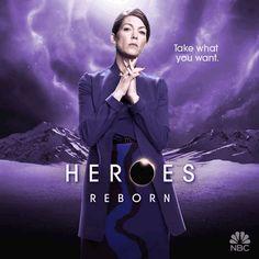 HEROES REBORN - Erica