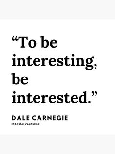 26 |  Dale Carnegie Quote |200103 Poster by valourine