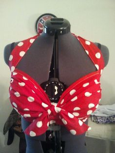 Rockabilly Pinup Custom made 50s Halter by SouthernVintageStore, $29.99