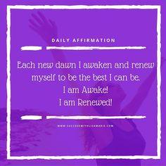 #affirmation #affirmationwednesdays