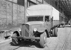 O primeiro camião Citroën