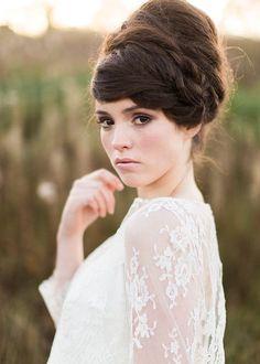 Bridal Beauty - 60s Bouffant