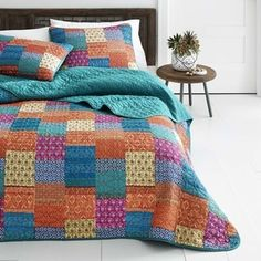 Shop for Azalea Skye Ikat Artisan Quilt Set. Get free shipping at Overstock.com - Your Online Fashion Bedding Outlet Store! Get 5% in rewards with Club O!