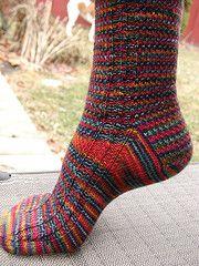 Ravelry: Aquaphobia Socks pattern by Crystal Flanagan