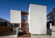 直井建築設計事務所 Naoi Architecture & Design Office WORKS 対のいえ