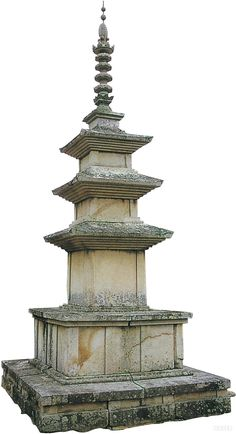 this stone tower is legacy of korea Architecture Old, Concept Art, Photograph, Stone, Building, Drawings, Outdoor Decor, Accessories, Korea