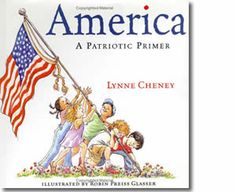 America - A Patriotic Primer - Veterans Day Books for Kids - I will need to look into this one.