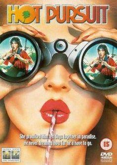 Hot Pursuit (1987) Poster