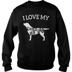 I Love My Chocolate Lab T-Shirt #gift #ideas #Popular #Everything #Videos #Shop #Animals #pets #Architecture #Art #Cars #motorcycles #Celebrities #DIY #crafts #Design #Education #Entertainment #Food #drink #Gardening #Geek #Hair #beauty #Health #fitness #History #Holidays #events #Home decor #Humor #Illustrations #posters #Kids #parenting #Men #Outdoors #Photography #Products #Quotes #Science #nature #Sports #Tattoos #Technology #Travel #Weddings #Women