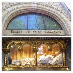 St Peter Julien Eynard, Paris, France