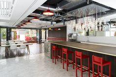 La nuova sede di Coca Cola a Londra - Il Post
