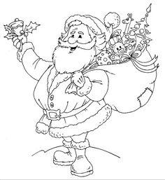 Dear Santa Coloring Page  DNealian  Twisty Noodle  LPC