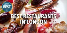 the best restaurants in london 2014