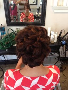 Wedding Hair 2 - By Jonathan Moss, currently in DC