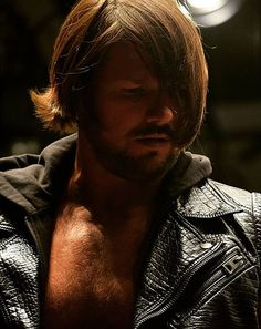Literally love AJ Styles. How can you not? Him for the win at Payback!!