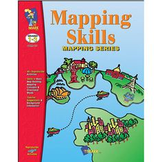 Ideas and information to help young learners understand the basics of reading and following maps. Students will learn about a compass rose, direction words, map symbols and using a map legend. Contine