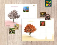 Atividades Estações do Ano . Seasons Activity . Montessori . | Etsy Activity Mat, Montessori Activities, Portuguese, Marketing And Advertising, Etsy, Seasons Of The Year
