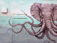 Street Art by Alexis Diaz. #alexis_diaz http://www.widewalls.ch/artist/alexis-diaz/
