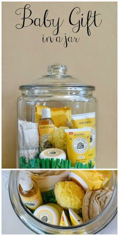 I created my Baby Gift In A Jar is filled with natural products from Burt's Bees Baby Bee collection as part of a sponsored post. It makes a great customizable baby gift for a new mom. If you've ever spent a period of time with me at a conference, out to dinner or just hanging [...]