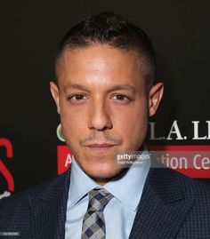 Theo Rossi attends the Premiere Of Sony Pictures Releasing's 'When The Bough Breaks' at Regal LA Live Stadium 14 on August 28, 2016 in Los Angeles, California.
