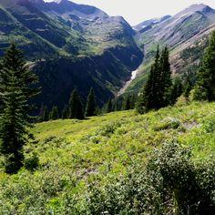 Cinnamon Pass, Colorado