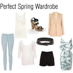 Perfect Spring Wardrobe