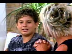 Menino de 13 anos é médium e é entrevistado no programa Ana Maria Braga