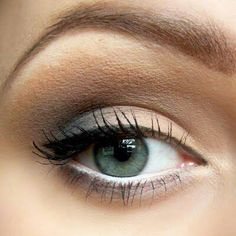 nice subtle daytime makeup